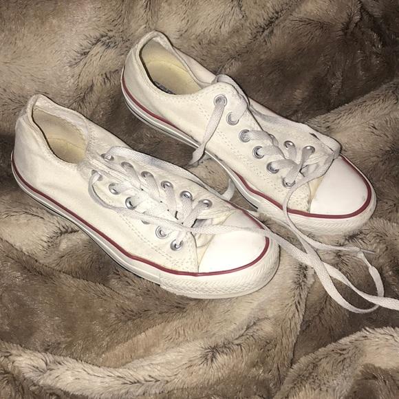 319f9ce0f95 Converse Shoes - White Converse All Star Men s 5 - Women s 7